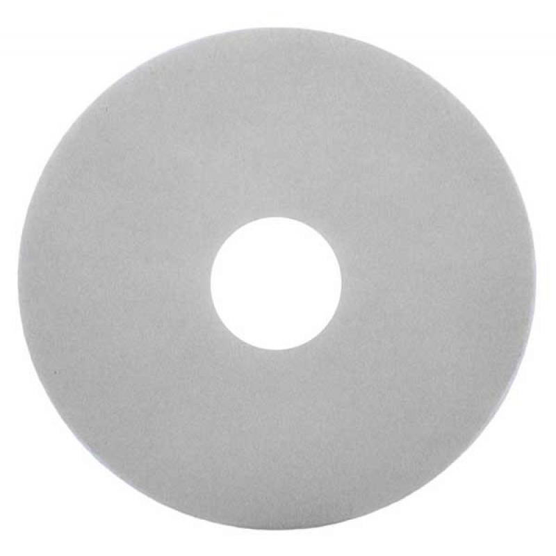 "Rondel hvid 20"" 500x25 mm"