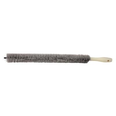 Støvekost Hårblanding Plast - Blå